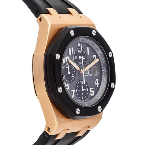 Audemars Piguet Royal Offshore 1 ap royal oak offshore chronograph 25940ok oo d002ca 01 a
