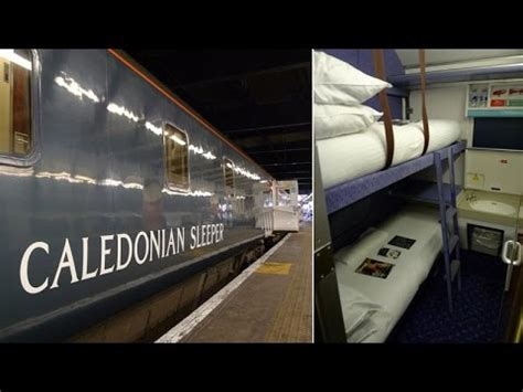 Glasgow Sleeper by To Scotland By Caledonian Sleeper