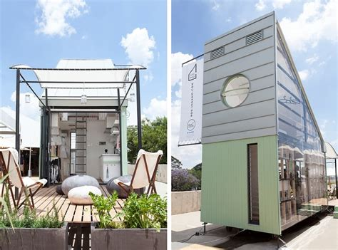 pod tiny house 12 micro houses that let you live big in a tiny shell