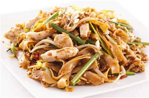 pad thai chicken pad thai recipe dishmaps