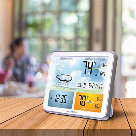 acurite 02081 home weather station with jumbo display