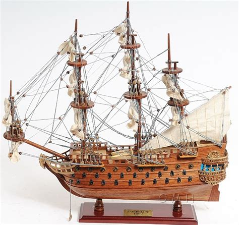bow of a boat in spanish spanish san felipe tall ship wooden model 19 quot sailboat