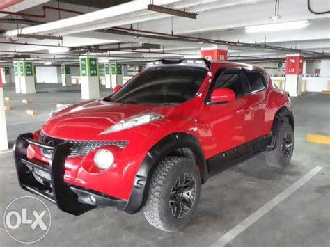 nissan road nissan juke rx 2011 modifikasi road cars from