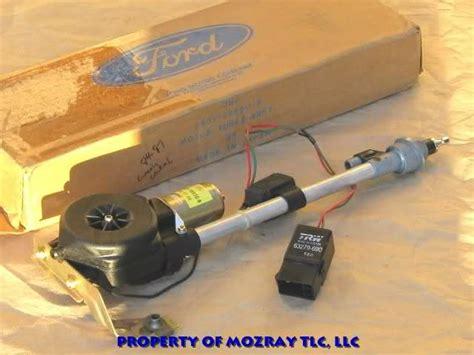 ford power antenna lincoln continental mark vii town car