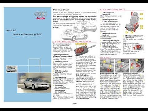 Service Repair Manual Audi Youtube