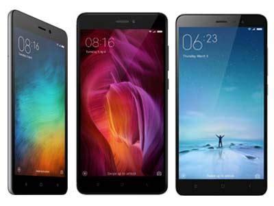 Merk Hp Xiaomi Yang Sudah 4g daftar xiaomi ram 3gb dan harganya ponsel 4g murah