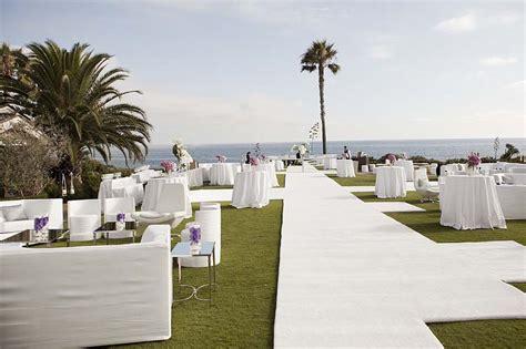 wedding reception locations in laguna ca 2 amazing california wedding venues montage laguna ceremony onewed