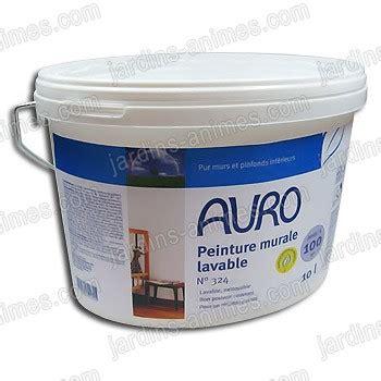 auro arbeitsplattenöl peinture bio murale lavable 10l auro 324 peinture bio