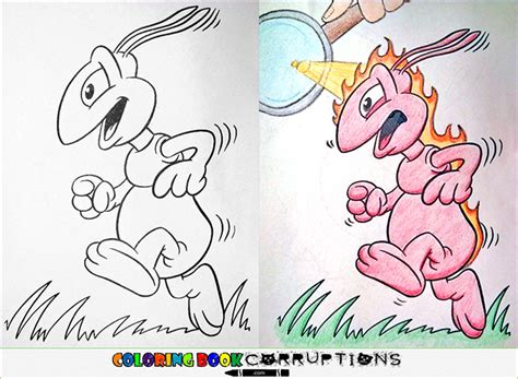 coloring book corruptions imgur coloring book corruptions 6