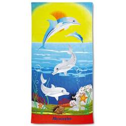 dolphin bath towels dolphins towel current catalog