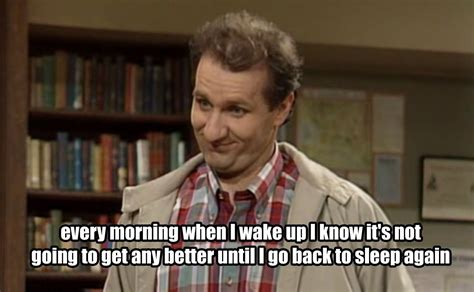 Married With Children Memes - 15 reasons al bundy was the greatest man of the 80s page