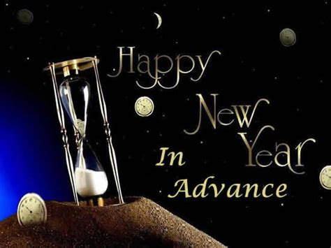 happy new years in advance time is of the essence pictures
