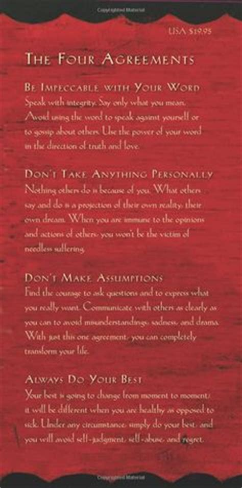 libro the four agreements practical 1000 images about the four agreements on the four agreements don miguel ruiz and