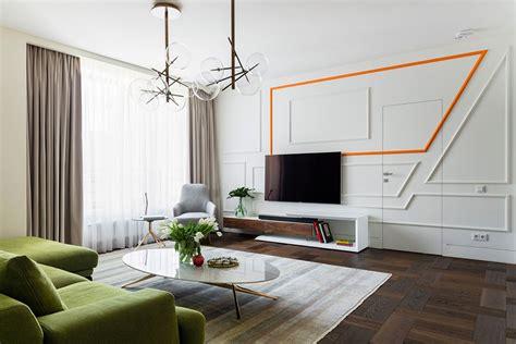 arredamento originale parete tv 35 idee di arredamento dal design originale