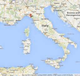 Cinque Terre Map Italy by Cinque Terre Five Charming Villages World Easy Guides