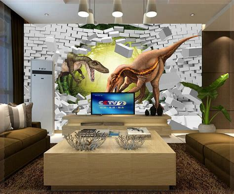 jurassic park bedroom free shipping living room sofa bedroom tv backdrop