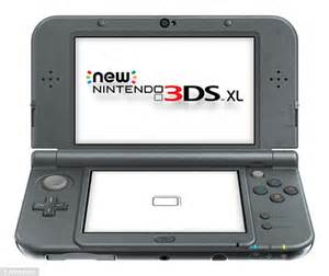 3d ds console nintendo 3ds xl set to take on phones and tablets daily