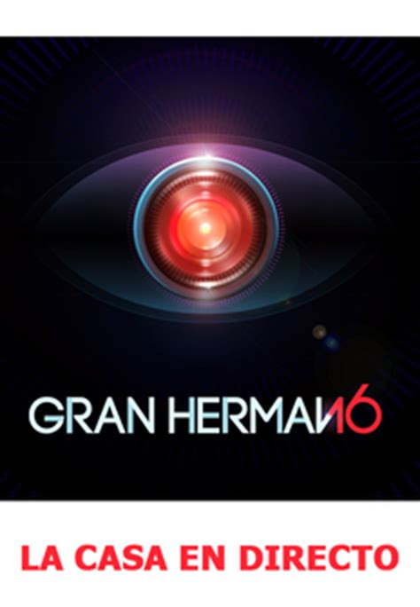 la casa en directo gran hermano gran hermano 16 la casa en directo programaci 243 n tv