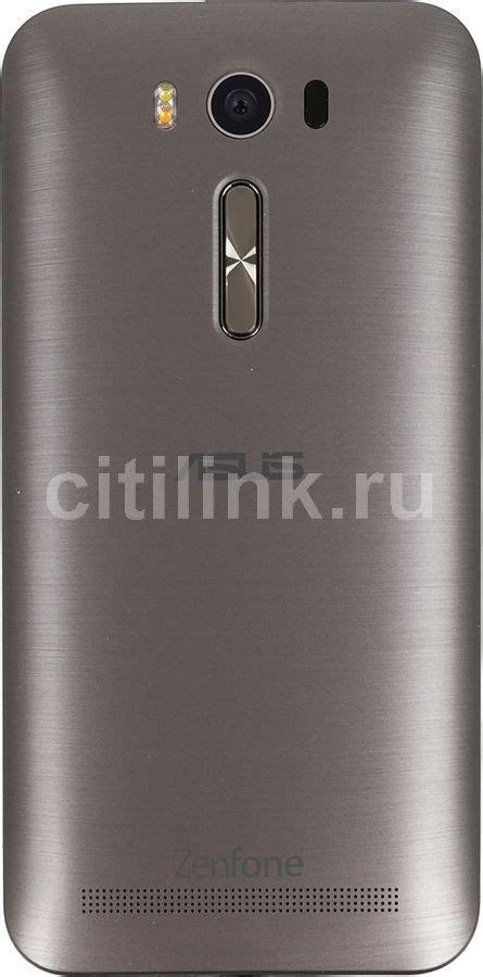ze500kl citilink смартфон asus zenfone 2 laser ze500kl 16gb серебристый в