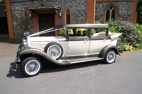 Wedding Car Worcester by Brenchley Wedding Car Vintage Wedding Car In Worcester