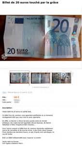 billet de 20 euros touch 233 par la gr 226 ce perles du coin