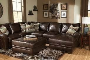 the beenison chocolate sectional from furniture
