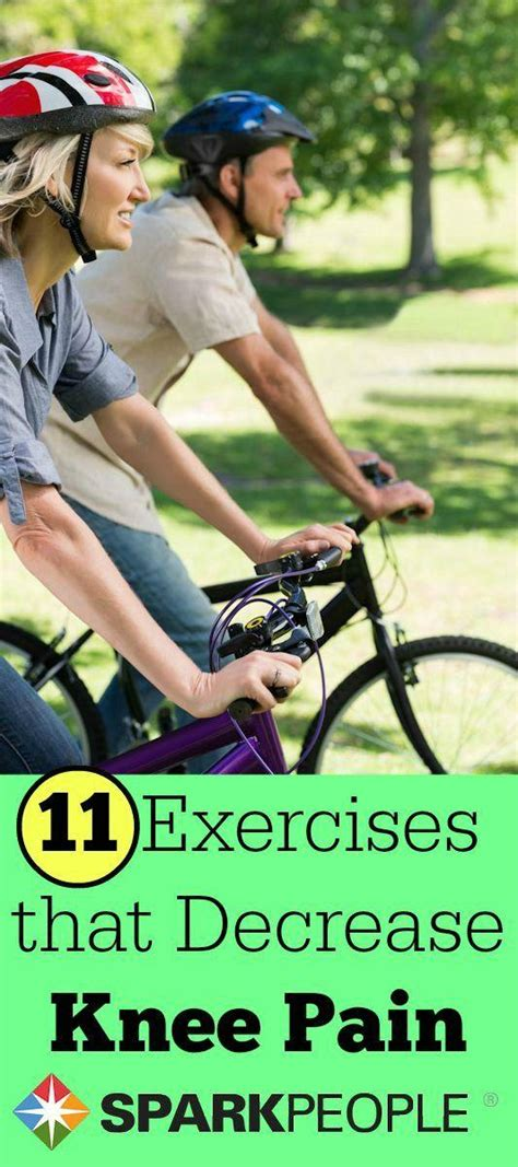 11 Exercises That Help Decrease Knee Pain Sparkpeople | 11 exercises that help decrease knee pain 2275808 weddbook