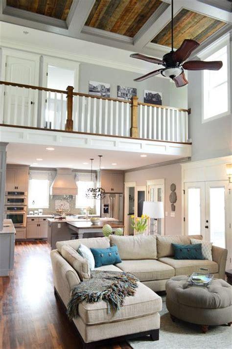 Pinterest The World S Catalog Of Ideas Open Ceiling House Plans