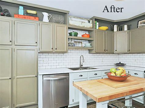 kitchen cabinets over house and bloom do you have the ugliest kitchen diy