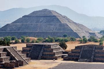 What Is The Interior Of Mesoamerica Like Early Morning Teotihuacan Pyramids Tour With A Private