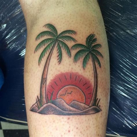 palm tree tattoo meaning 120 best palm tree designs and meaning ideas of