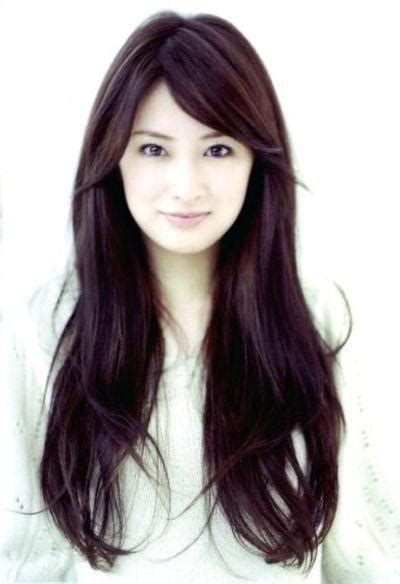 hairstyle ideas side fringe 15 photo of long hairstyles side bangs