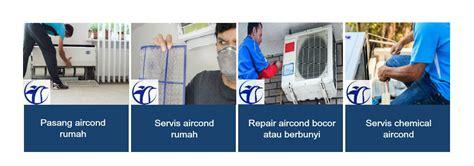 aircond service servis air cond puchong putrajaya cyberjaya