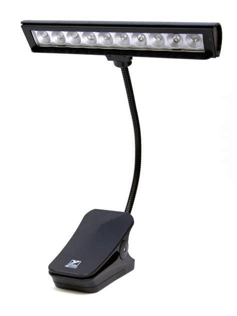 led stand lights yorkville sound orchestral stand led light