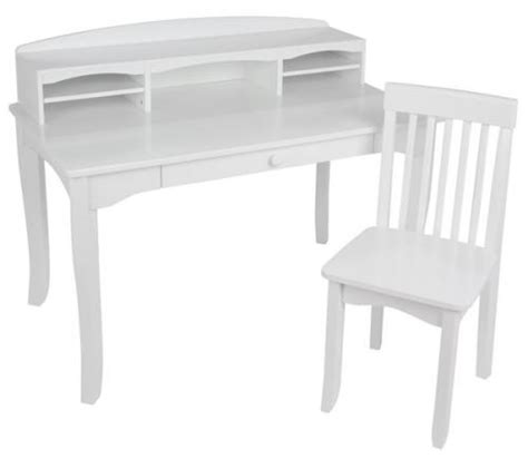 kidkraft avalon desk with hutch avalon desk with hutch white