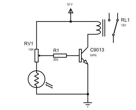 membuat lu led sensor cahaya rangkaian sensor cahaya dengan ldr untuk membuat lu