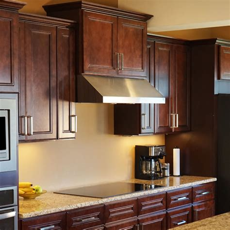 soft close kitchen cabinets leo saddle cherry mahogany kitchen cabinets w soft close