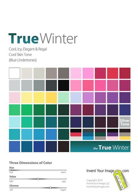 color me beautiful winter color me beautiful winter palette images