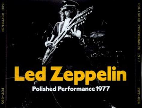 Led Zeppelin Usa Tour 1977 led zeppelin live 1977 11th us tour pt 3