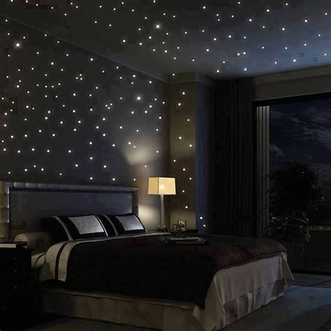 love night in bedroom bedroom starry night love it for the home pinterest