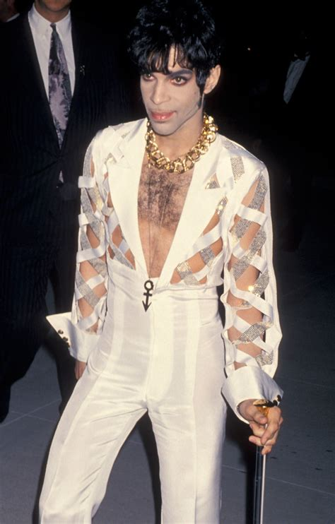 Best Gift For Men by See Prince S Most Iconic Beauty Moments From Hair To