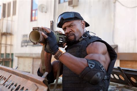 terry crews expendables terry crews interview the expendables 3 stallone and the