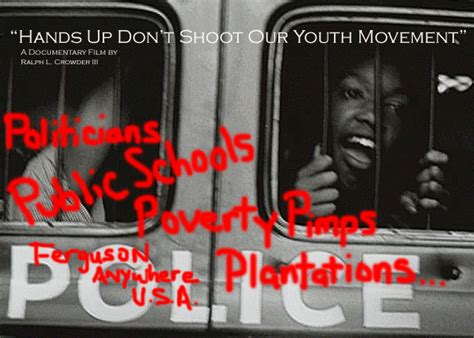 film hands up film hands up don t shoot our youth movement ips