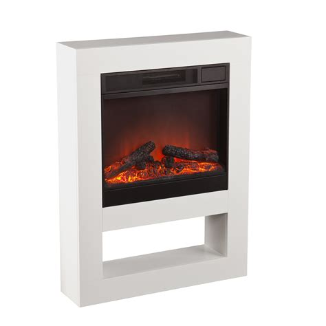 Fireplace Overstock by Best White Electric Fireplace All Home Decorations