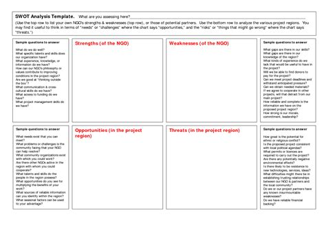 100 skills analysis template project stakeholder