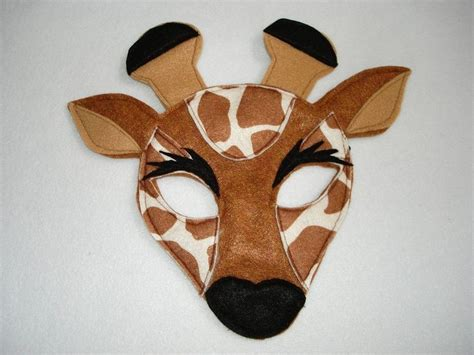 How To Make Cara Mask With Paper - diy simple animal mask for tutorial k4 craft
