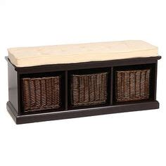 kirklands storage bench kirklands on pinterest storage bench with baskets house