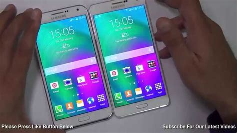 Samsung A7 E7 J7 samsung galaxy e7 vs galaxy a7 comparison which is better and why