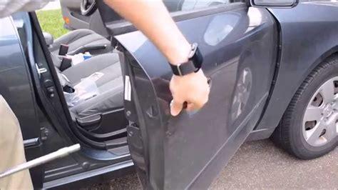 2013 Hyundai Elantra Door Replacement by How To Replace A Hyundai Sonata 2010 External Door Handle