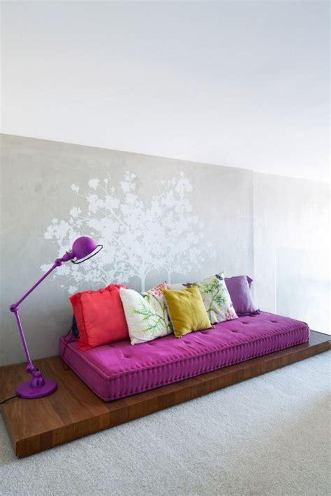 living room without sofa best 25 purple sofa ideas on pinterest purple sofa